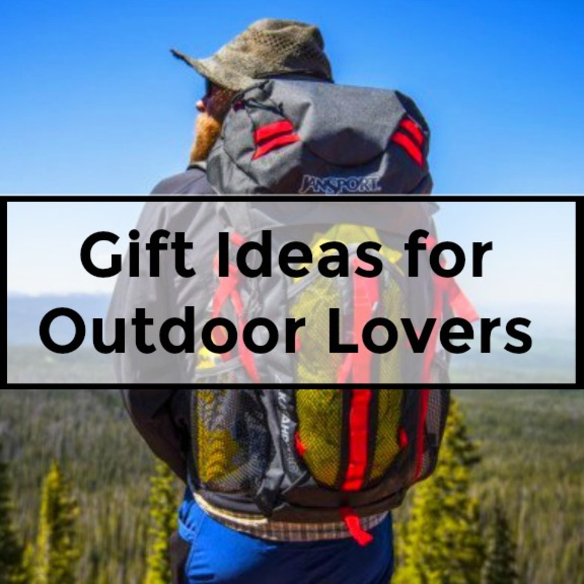 Gifts for outdoor enthusiastic and stocking stuffer ideas.