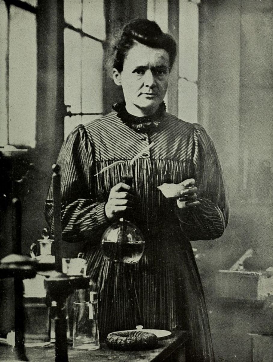 Marie Curie: Breaking the Glass Ceiling in Science