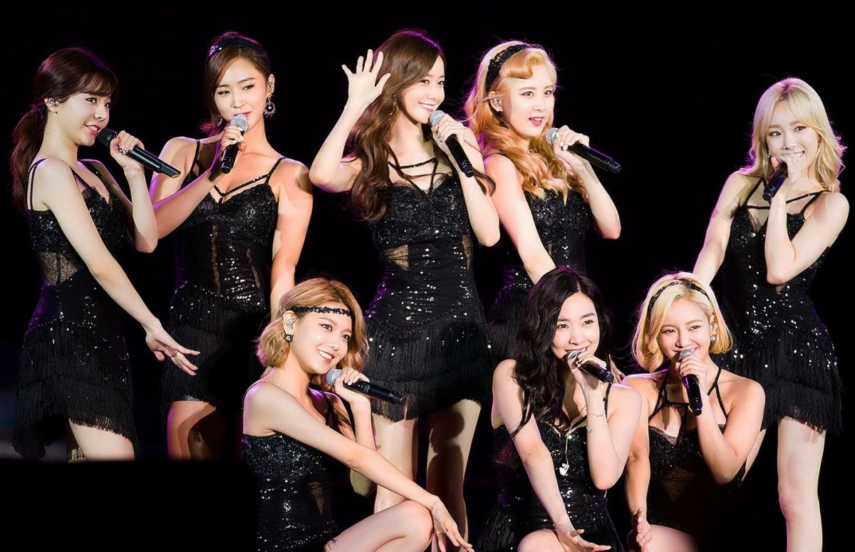 100 Best K-Pop Girl Groups