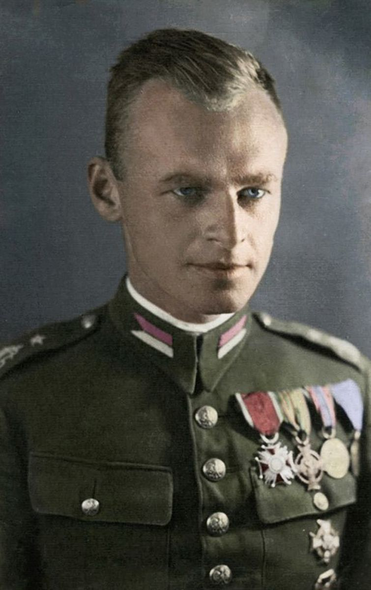 Witold Pilecki.