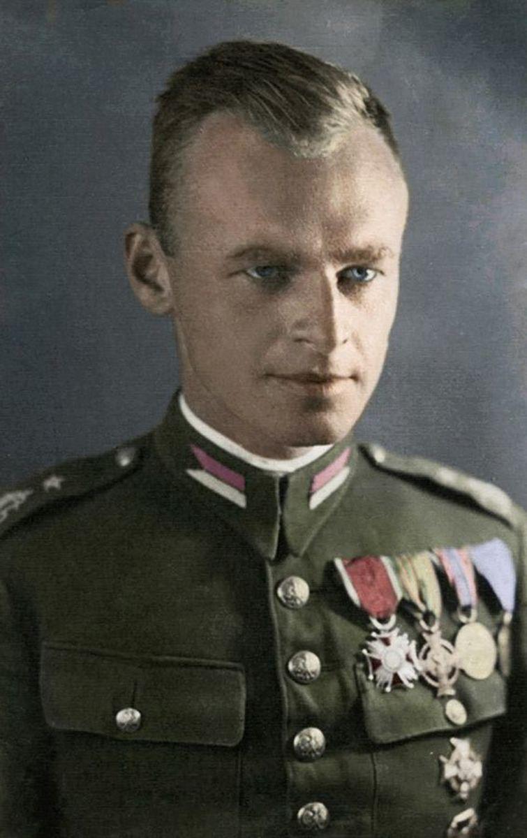 Witold Pilecki.