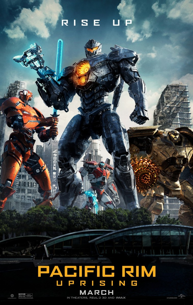 """Movie Review: """"Pacific Rim: Uprising"""""""