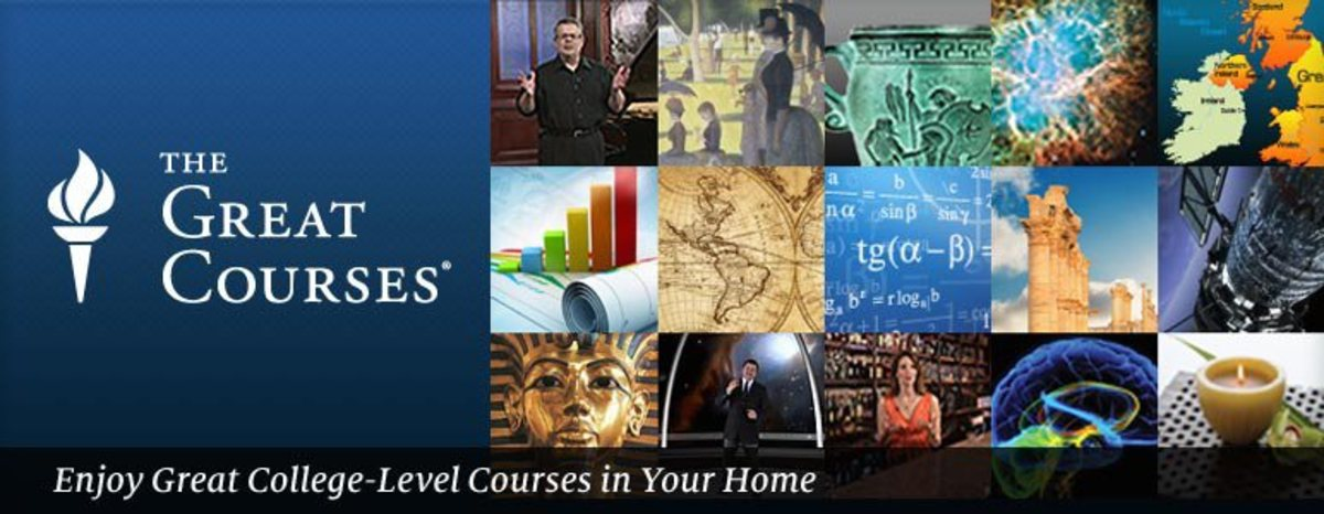 The Great Courses: An Excellent Way to Learn Something New!