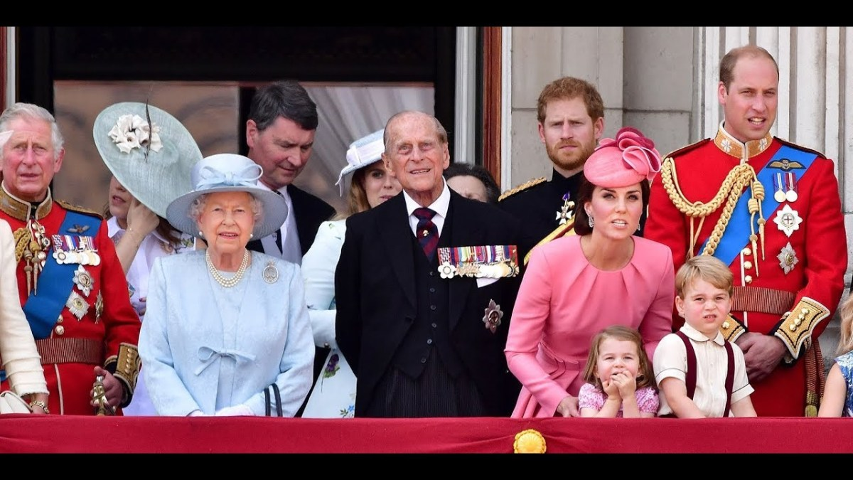 The Royal Family's Last Name