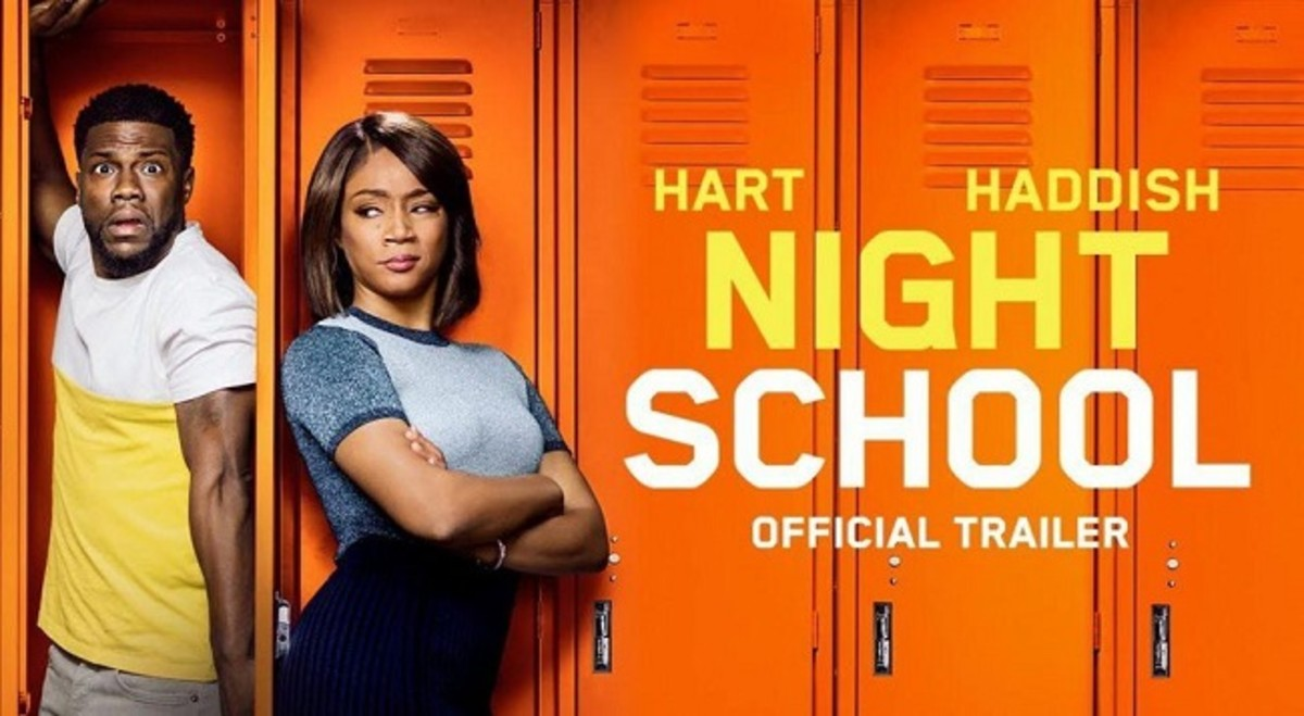 Night School (2018) Movie Review