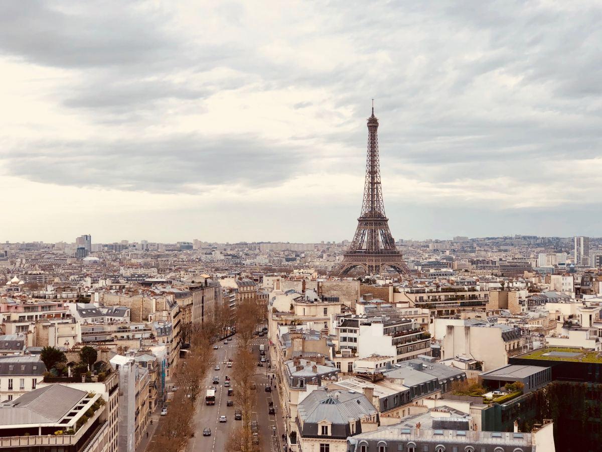Magical Paris in Winter