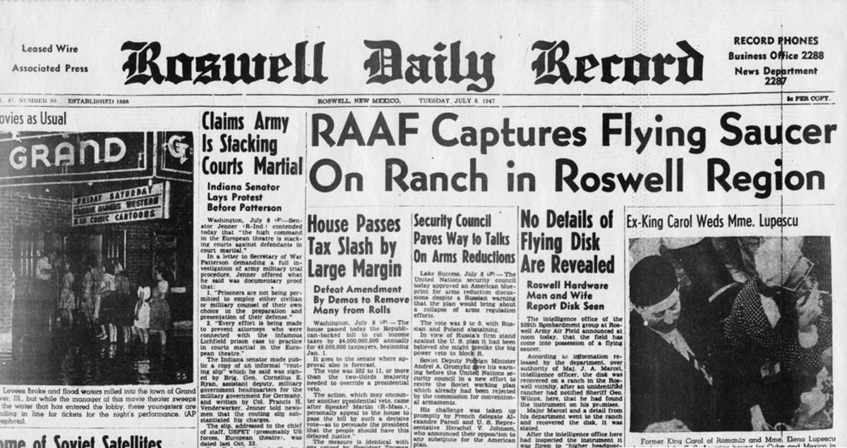 Why Roswell, New Mexico, Is Worth a Visit