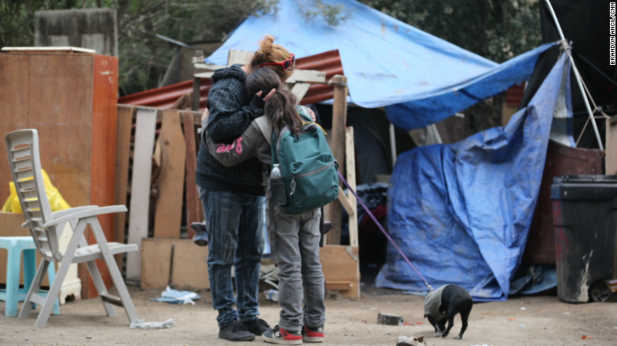 The American Poor