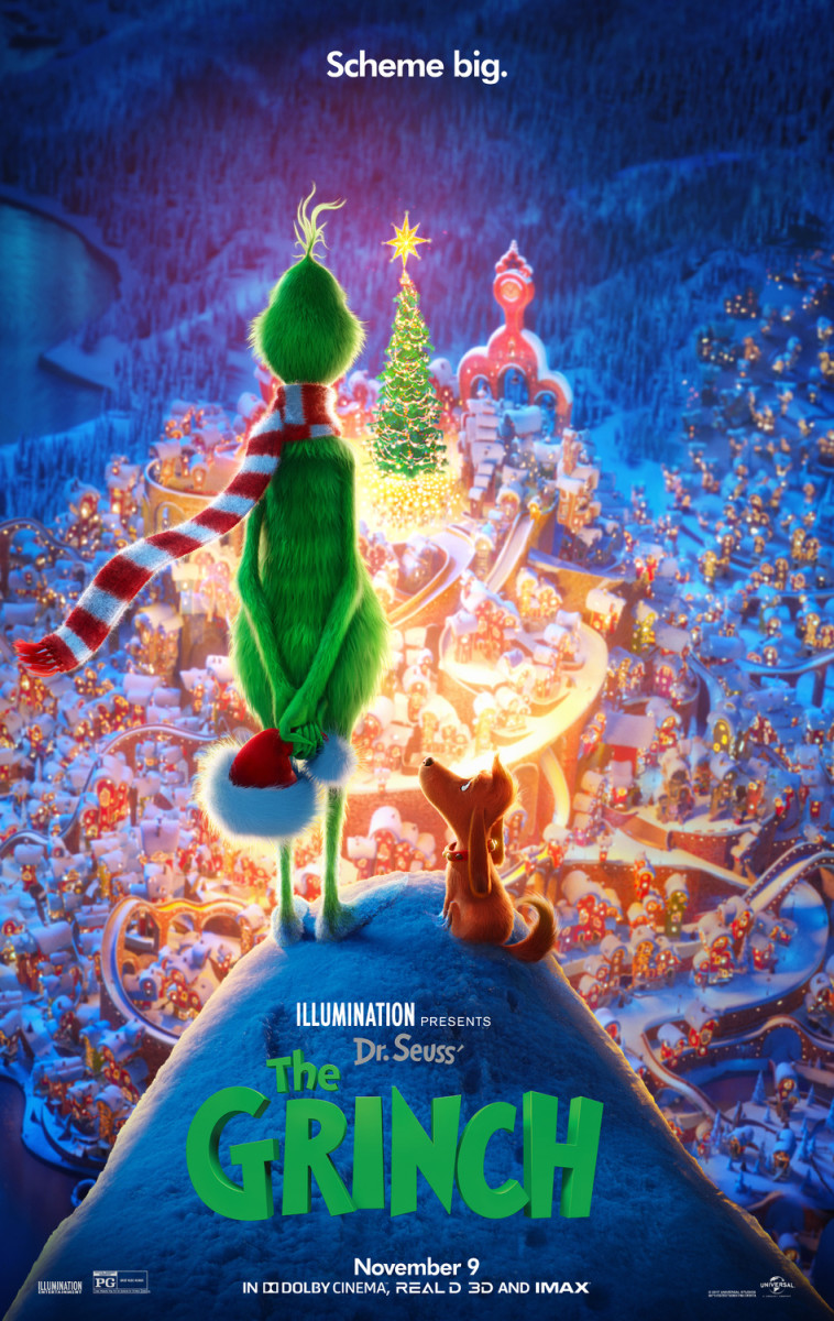 """Movie Review: """"The Grinch"""""""