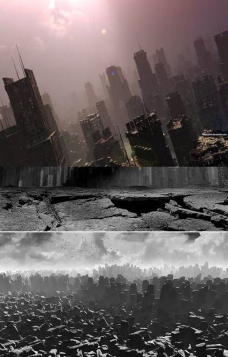 Metropolis Abandoned