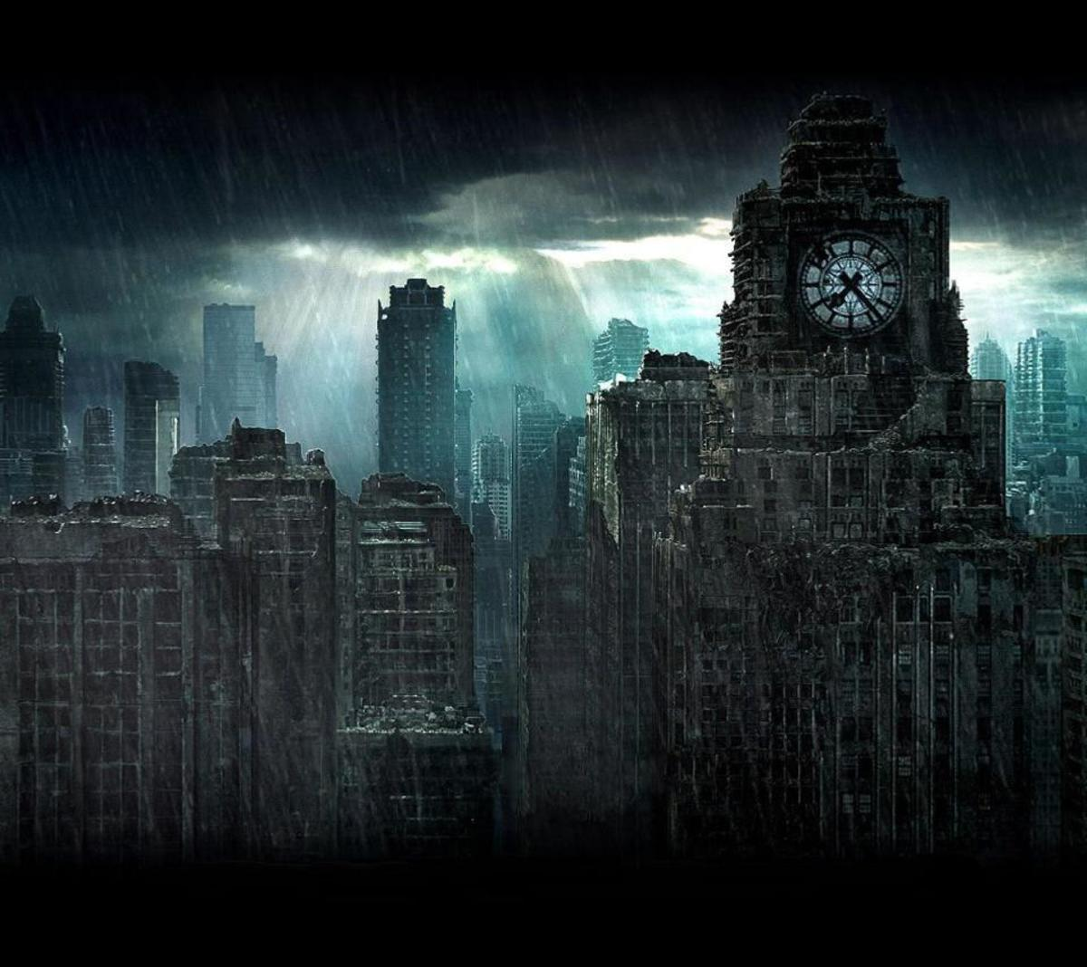 The Glamourian Chronicles: The City of Metron