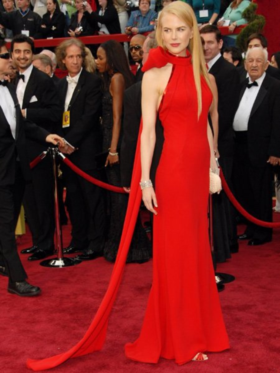 The Red Carpet's Best Showstopping Gowns of All Time