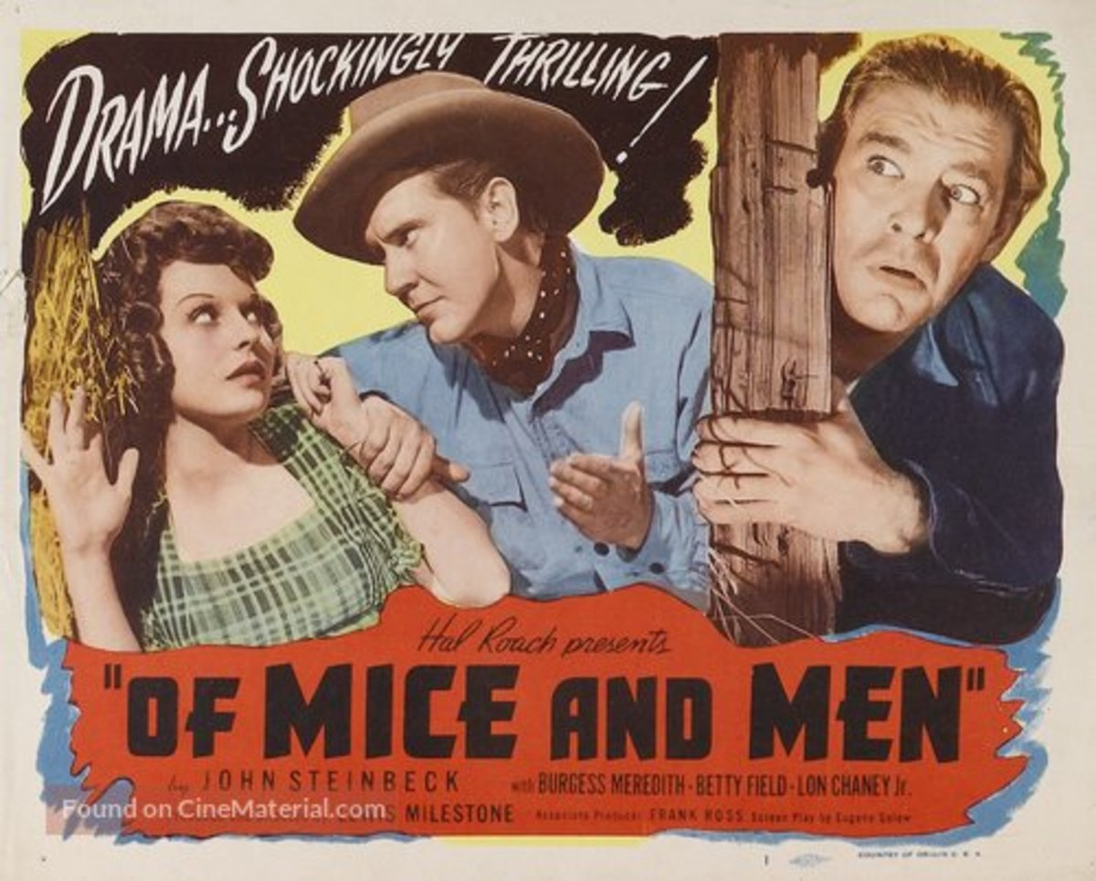 1939's 'Of Mice and Men' Is a Timeless Classic