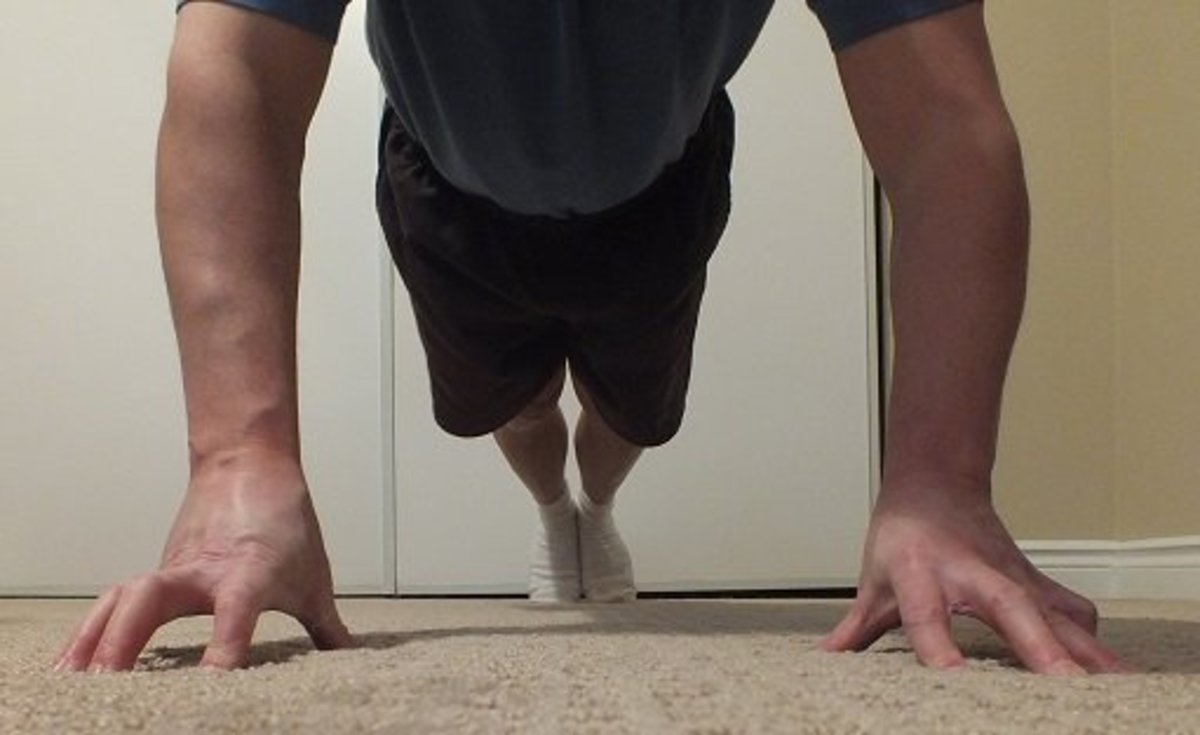 Push up Challenge: How to Strengthen Fingers for Finger Push Ups