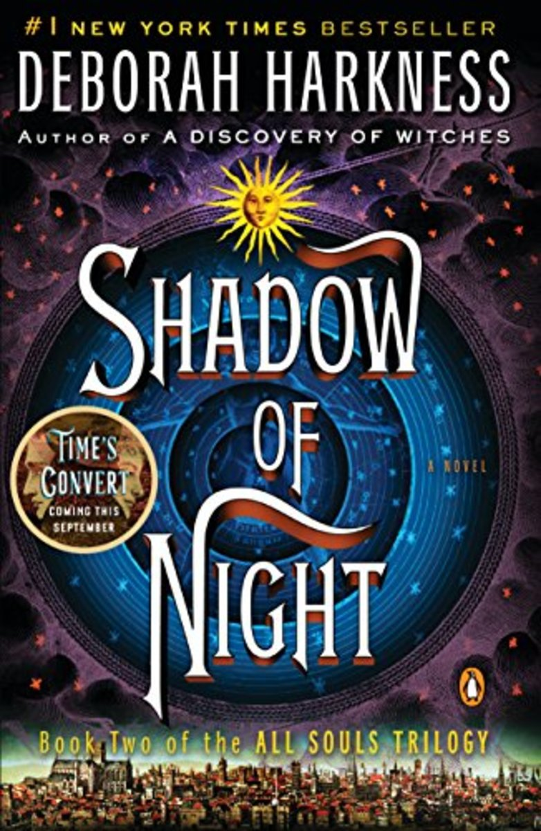 A Personal Book Review: Shadow of Night