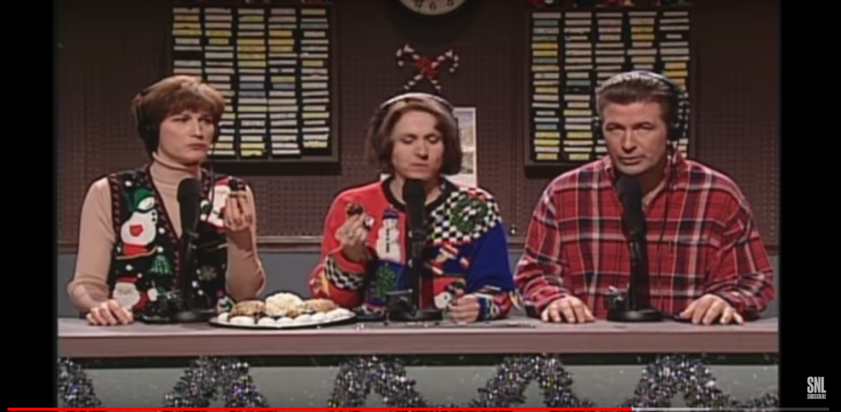 10 Times Saturday Night Live Delivered on Christmas