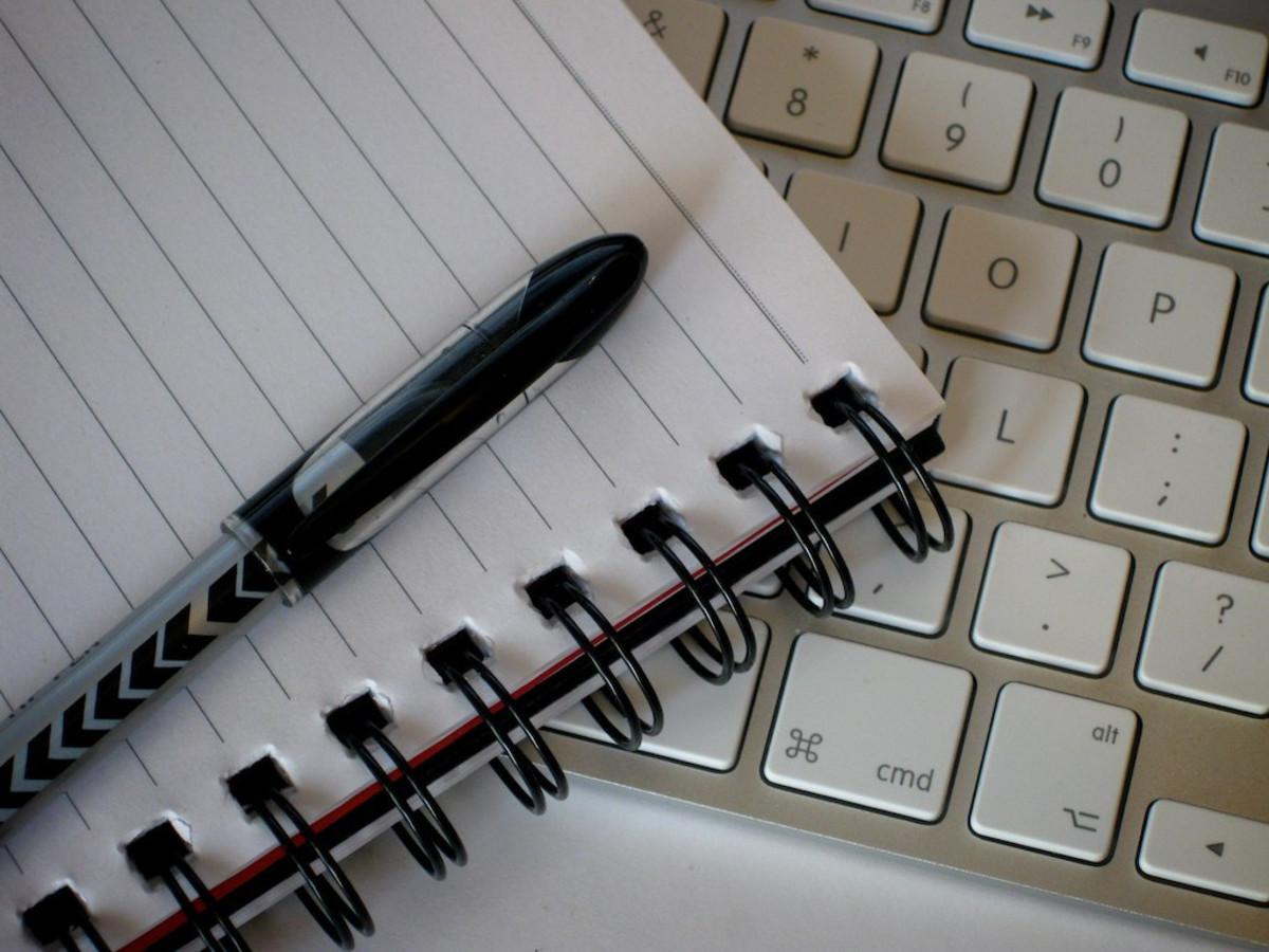 An Informal Primer to Speechwriting