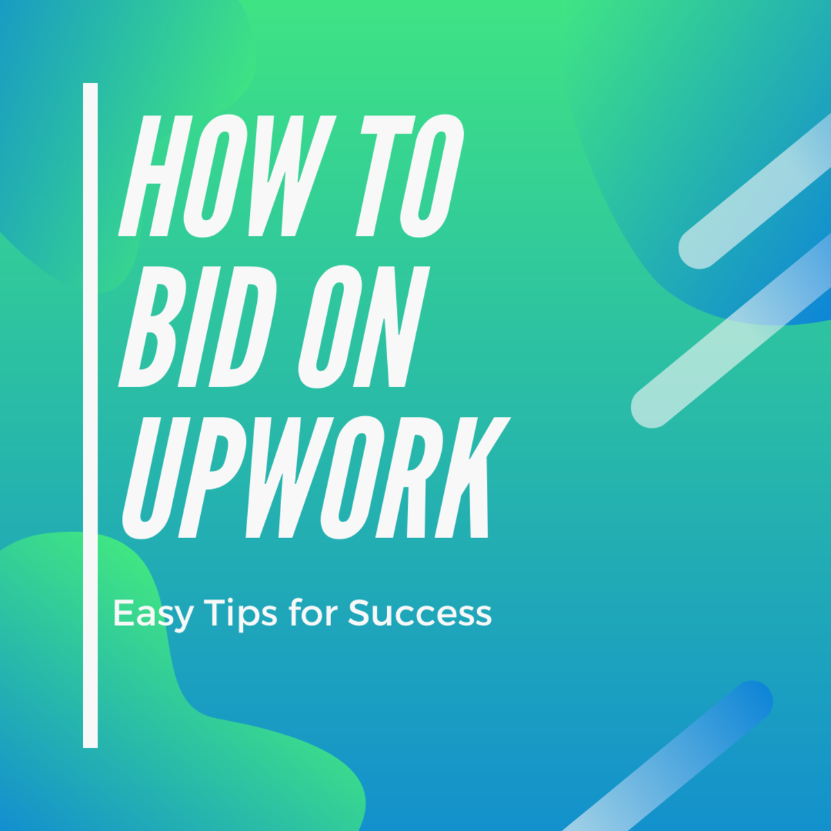 Bidding on Upwork can be confusing. Here's how to do it the right way!