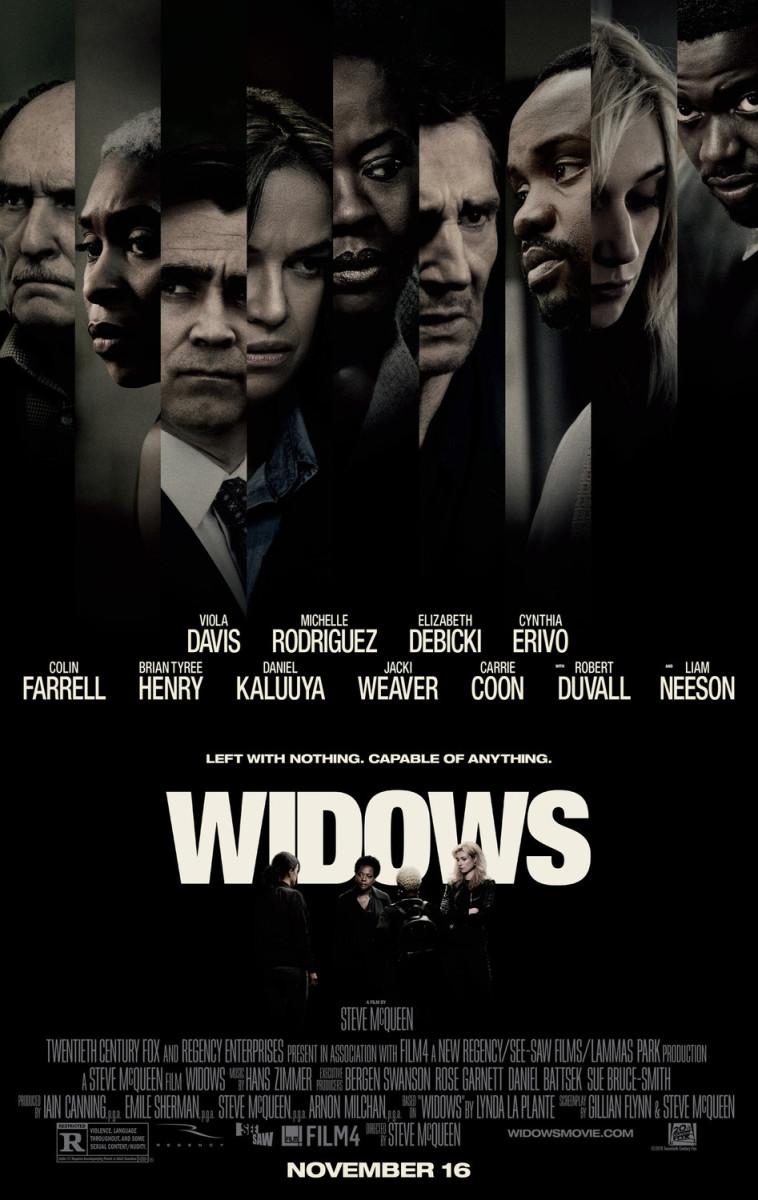 Widows: Movie Review