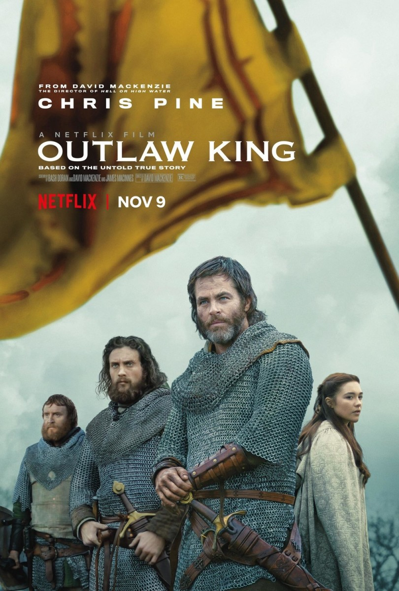 'Outlaw King' Movie Review