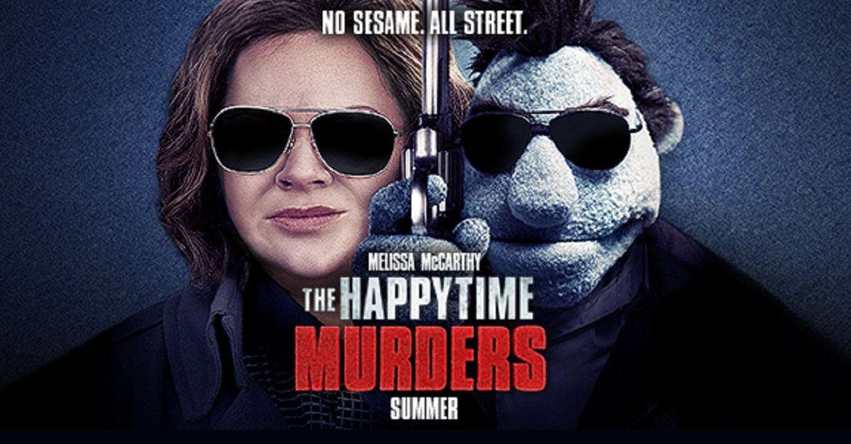 'The Happytime Murders' (2018) Movie Review
