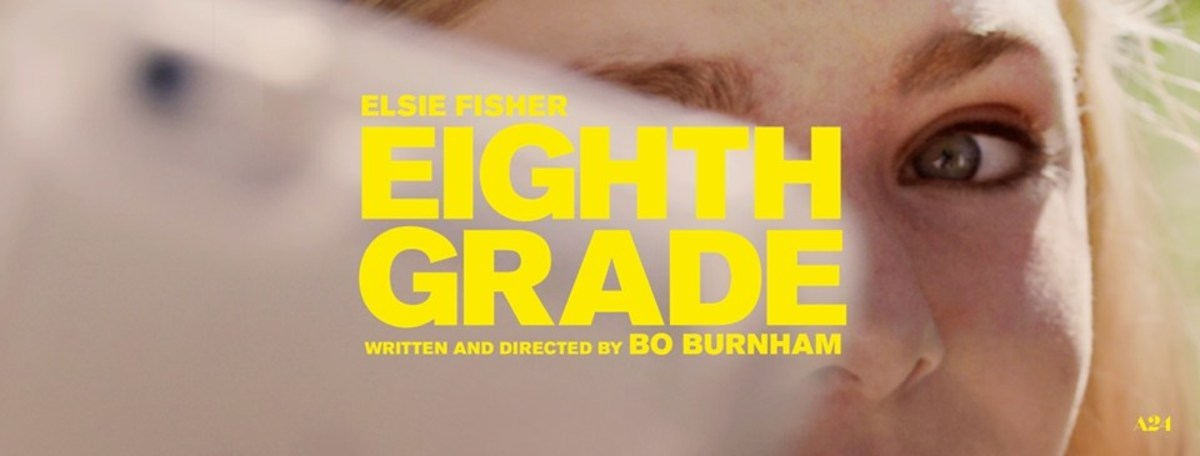 Eighth Grade (2018) Movie Review