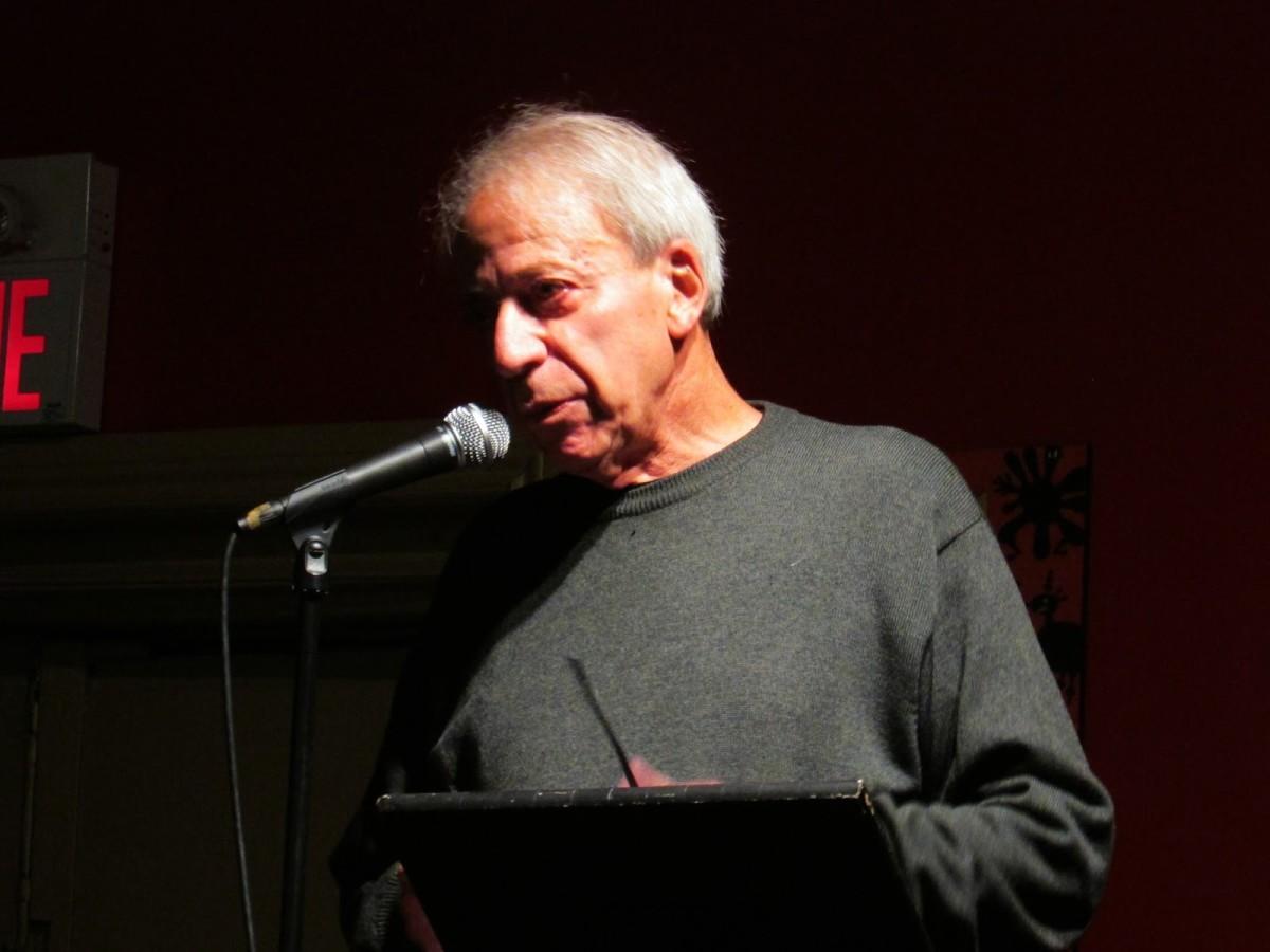 David Solway- reading