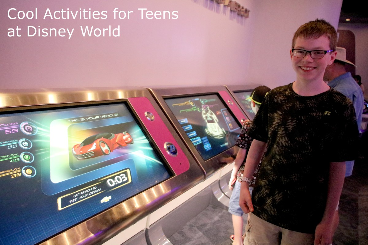 25 Cool Activities for Teens at Disney World