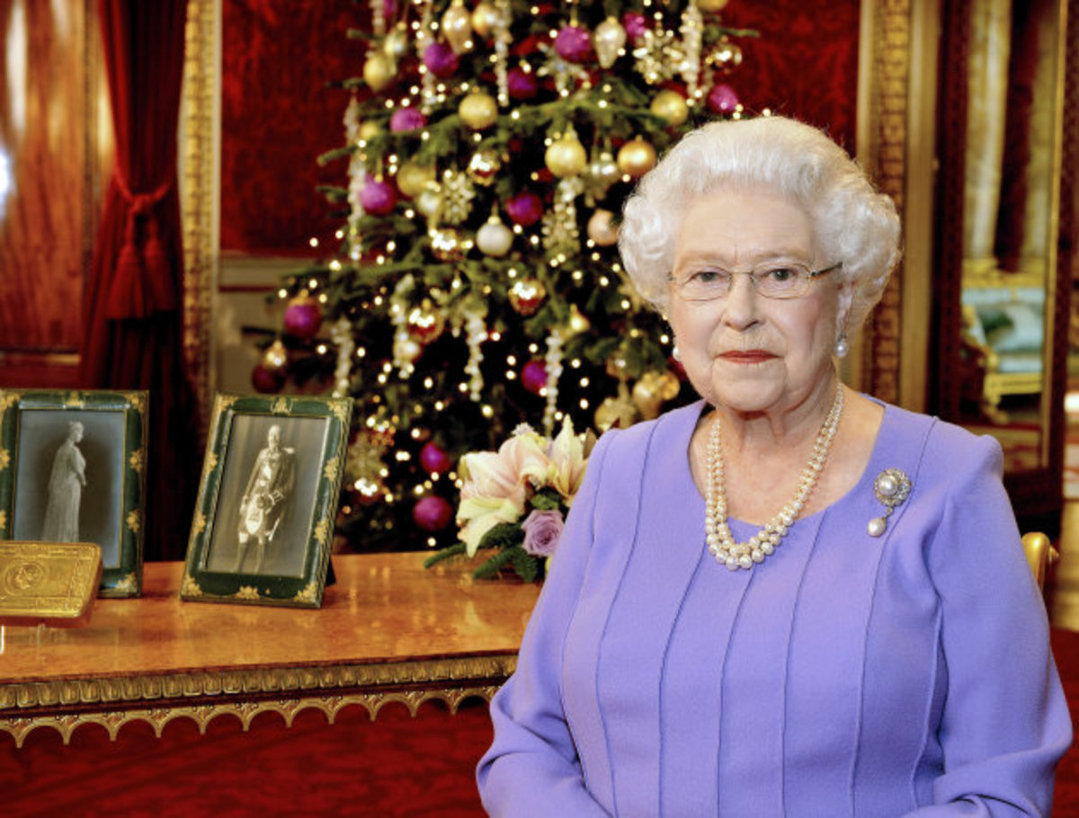 Royal Family Unusual Christmas Traditions