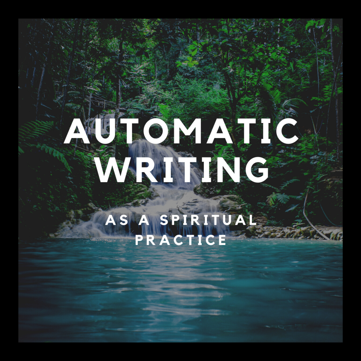 Automatic Writing as a Spiritual Practice