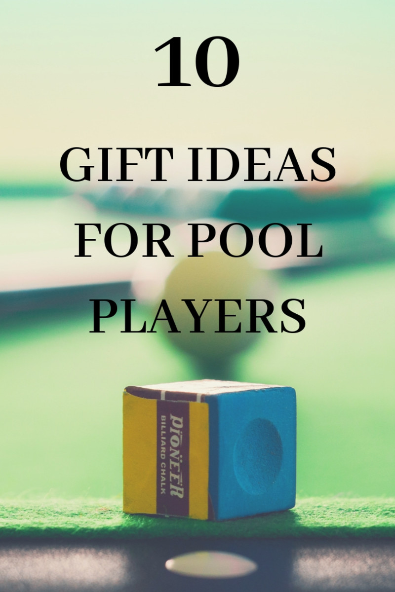 20 Best Gifts for Pool Players  Holidappy