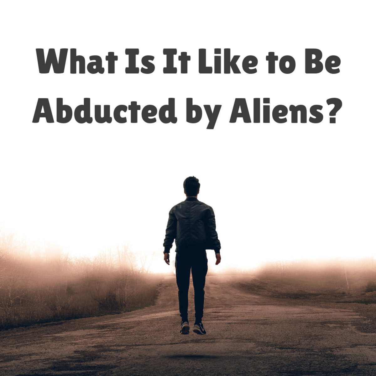 True stories about alien abductions and sightings.