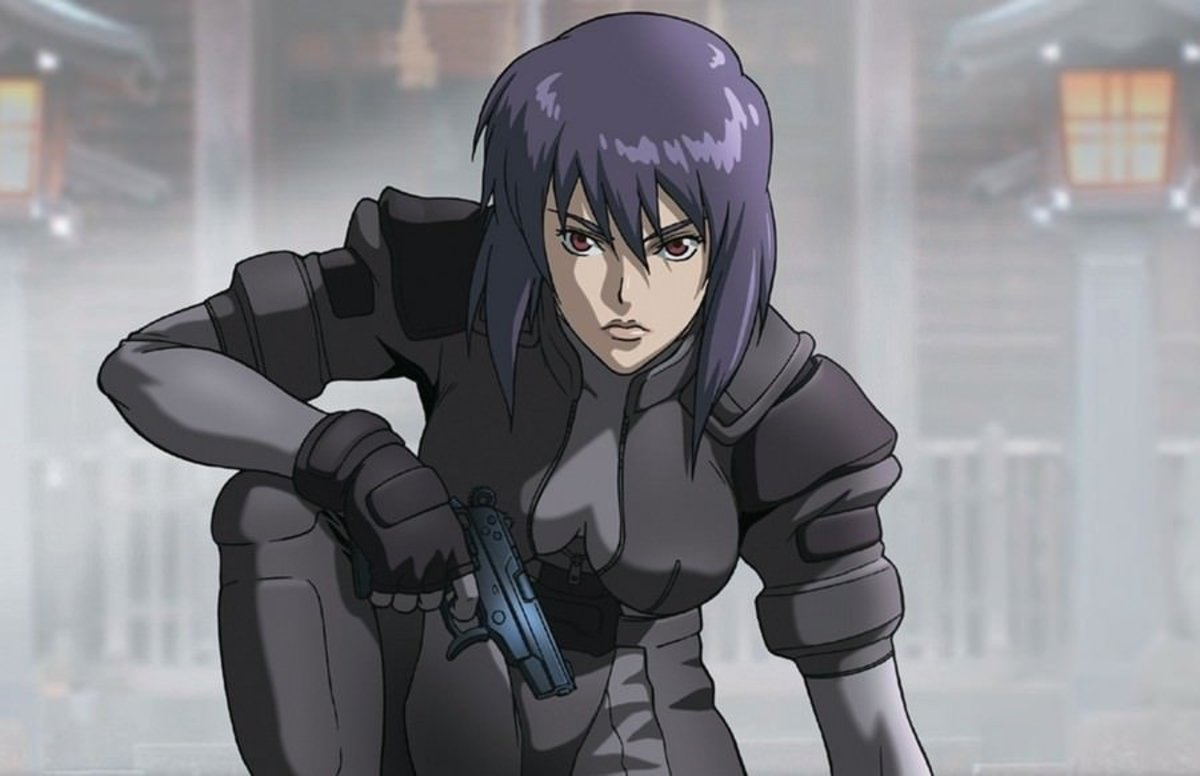 Major Motoko Kusanagi: A 'Ghost in the Shell' Character Analysis