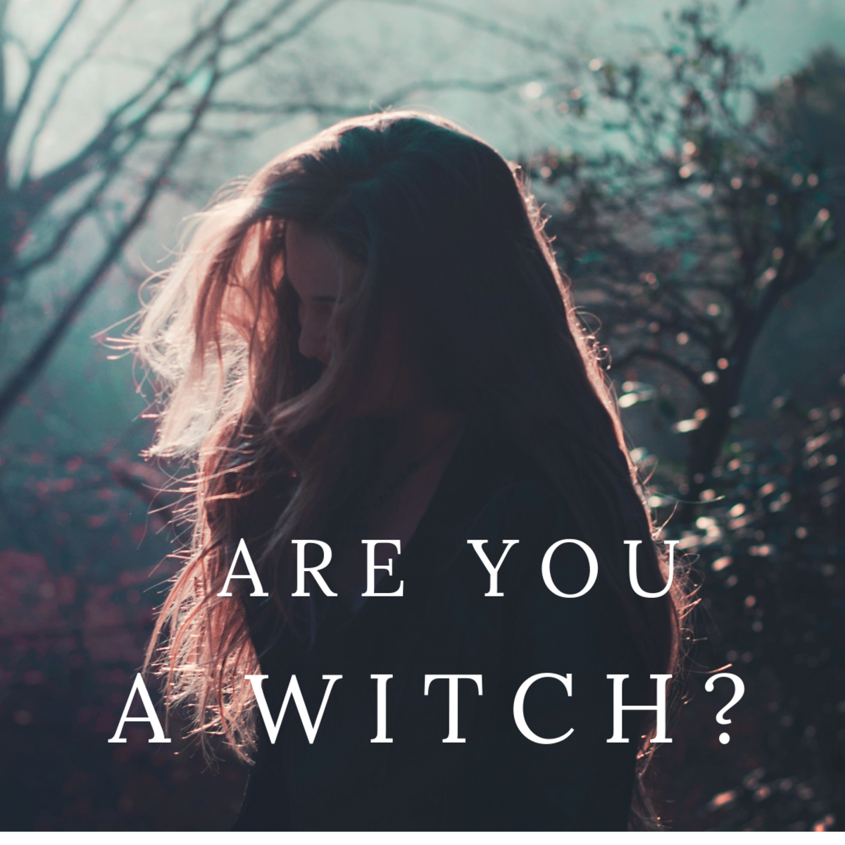 Signs and characteristics of the modern witch.