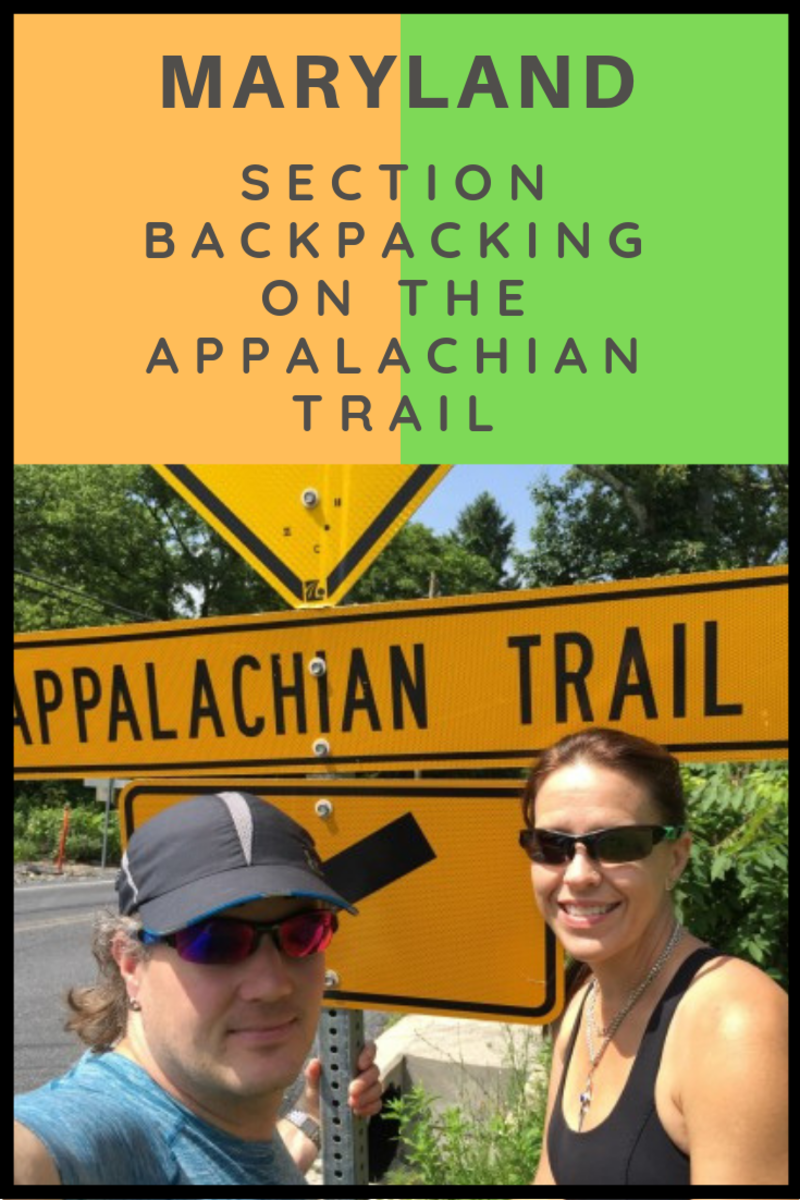 Section Backpacking Through Maryland on the Appalachian Trail