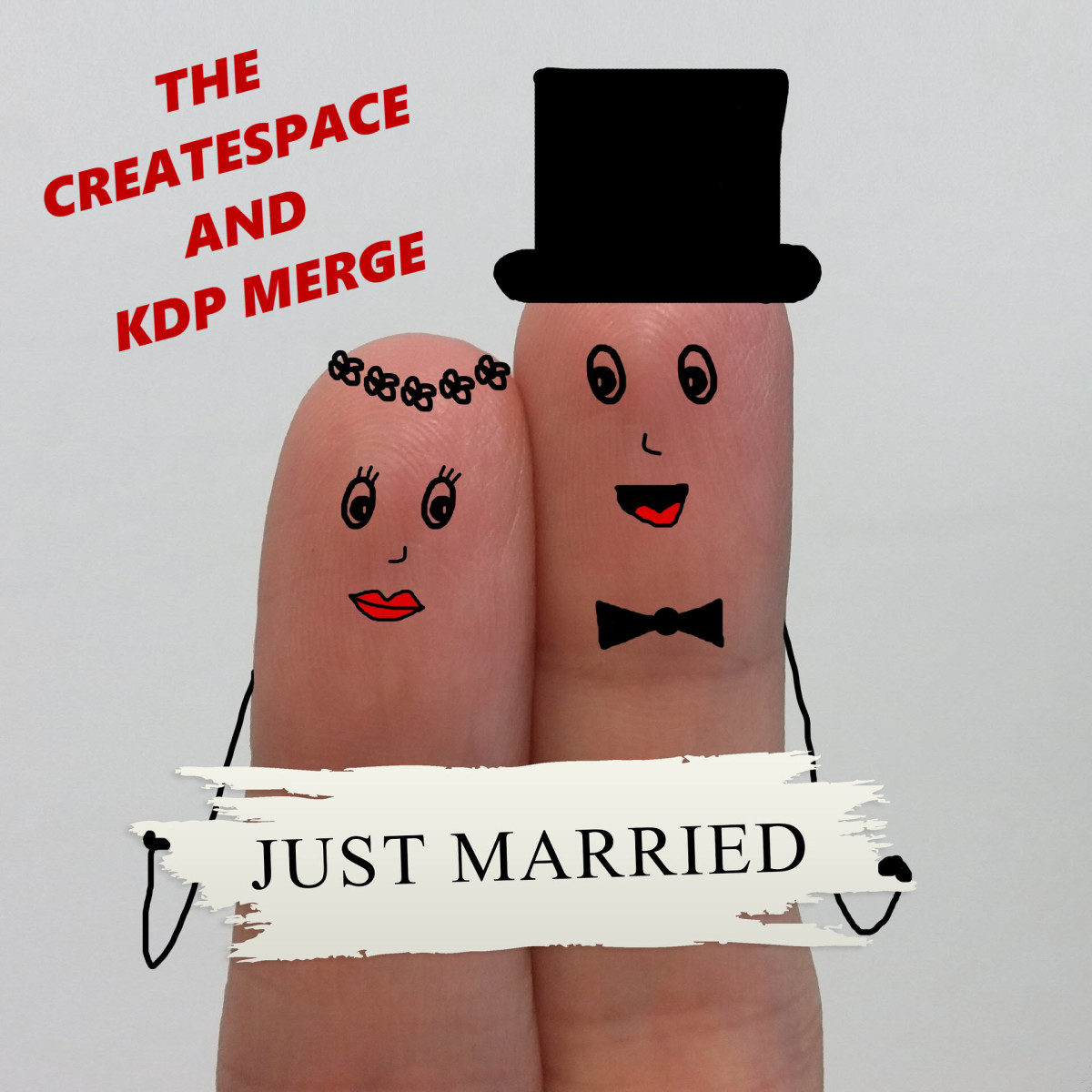 The CreateSpace and KDP Merge