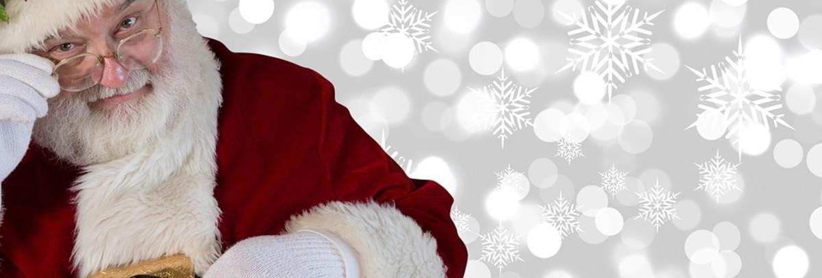 Santa Stole My Wife