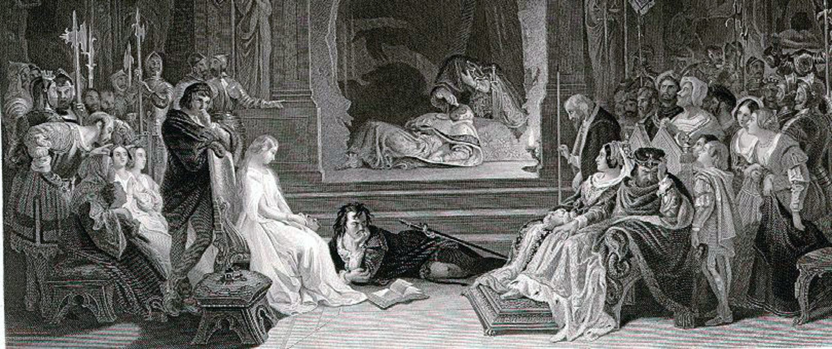 Shakespeare's Use of Ambiguity Throughout Hamlet Is Crucial to Our Understanding of the Play's Key Ideas