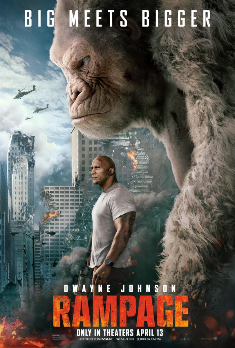 """Movie Review: """"Rampage"""""""