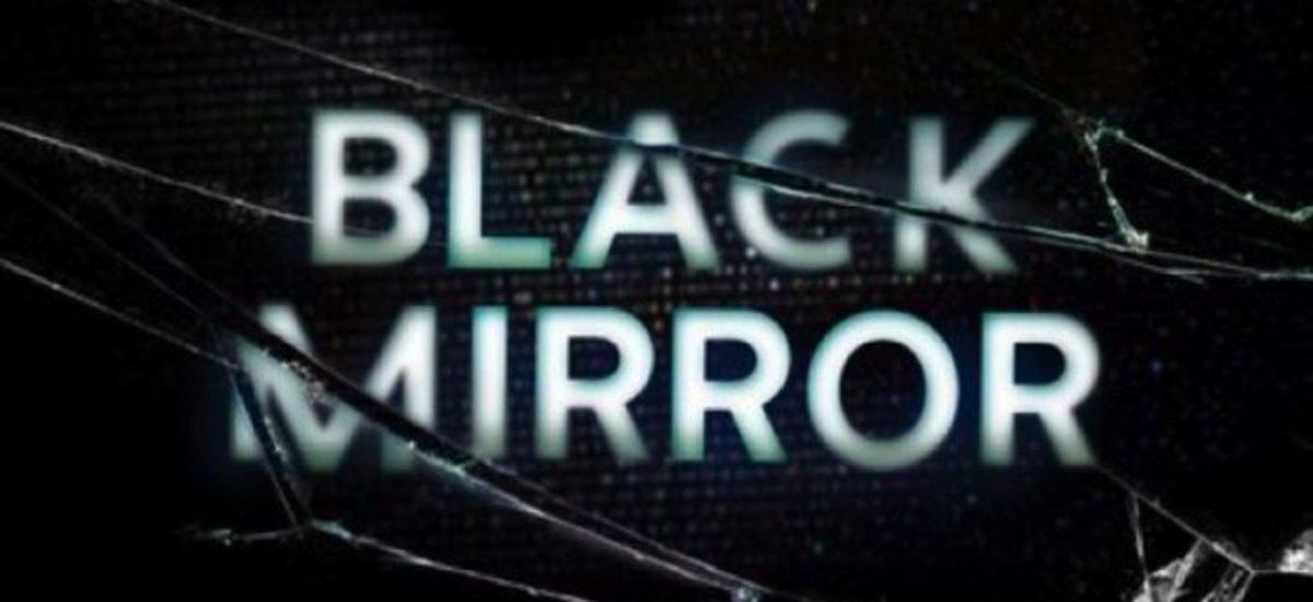 Black Mirror logo