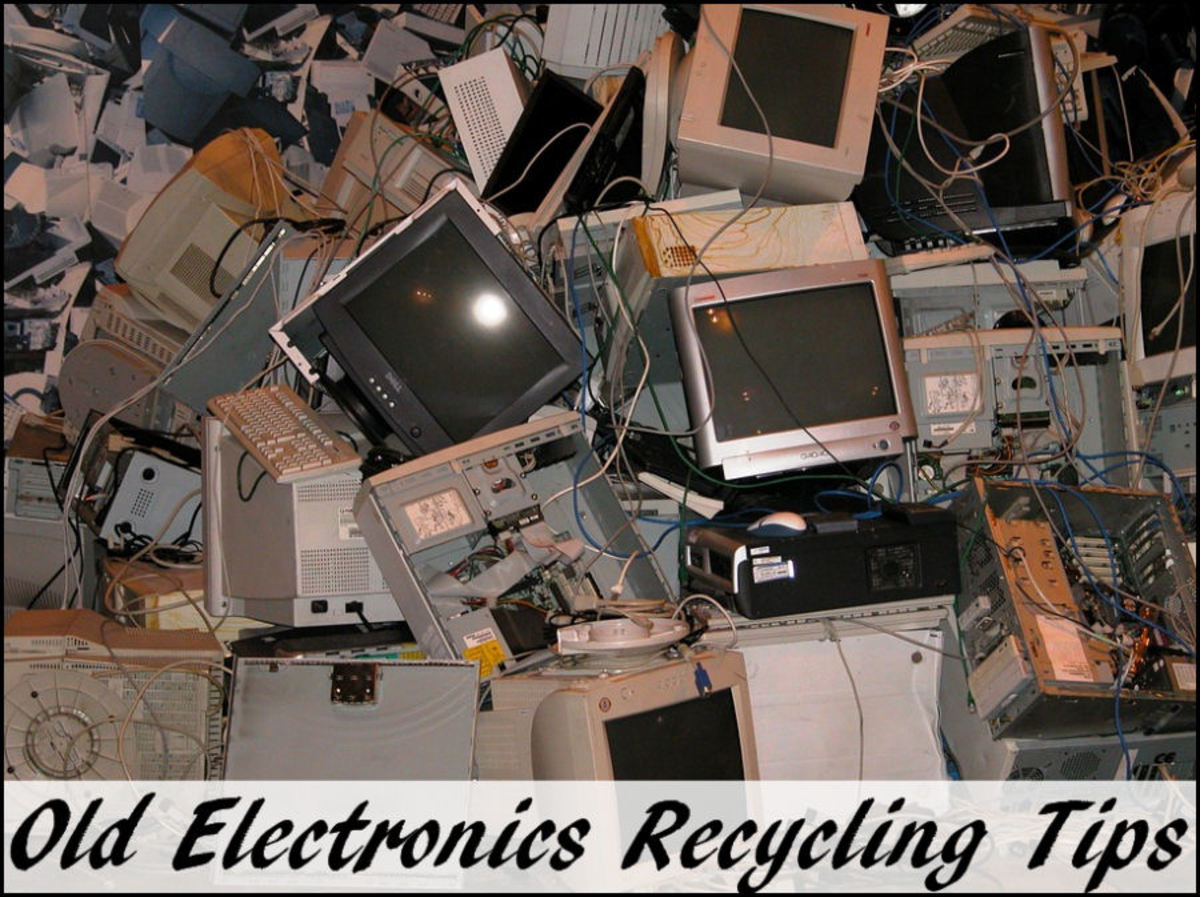 Electronics Recycling: Find Where and How To Do It