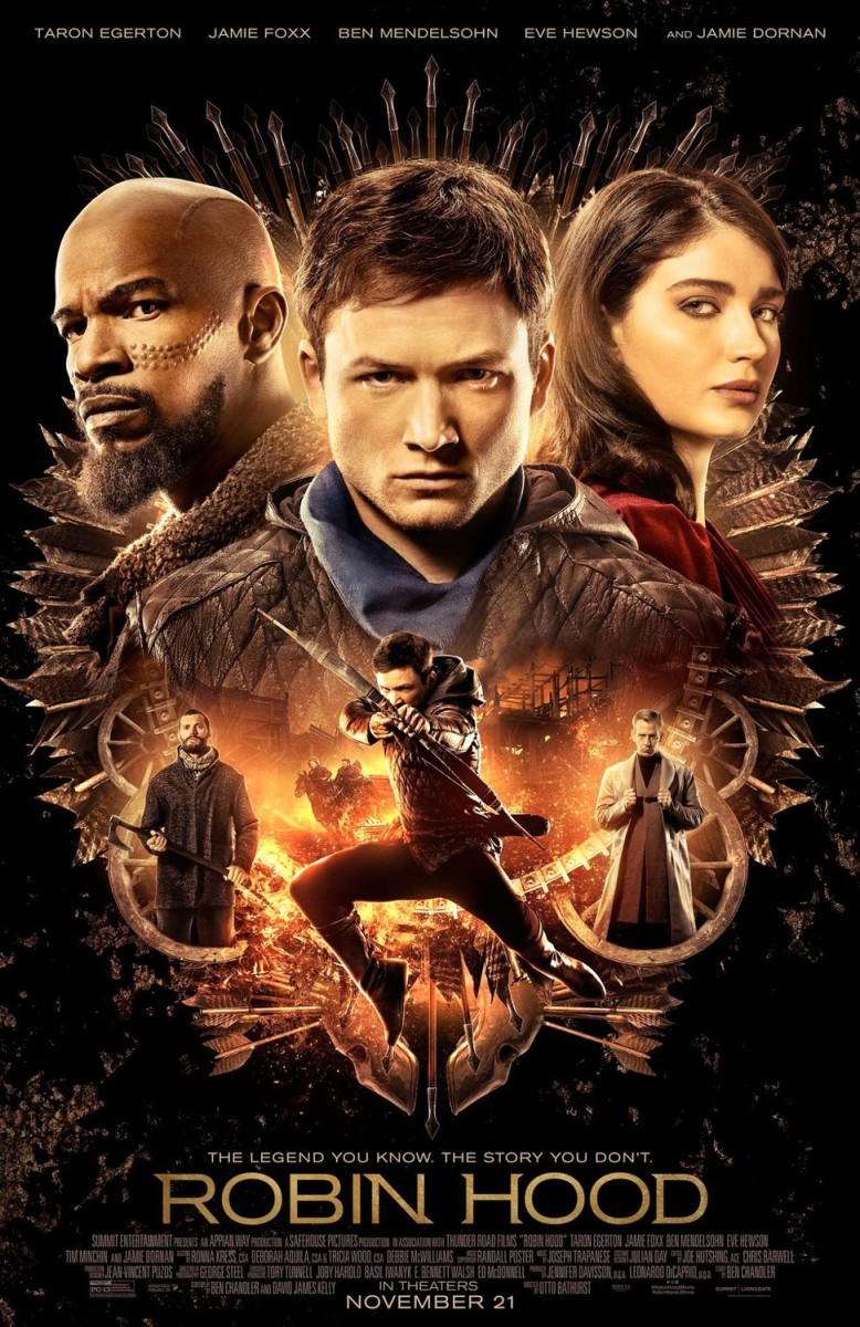 "Movie Review: ""Robin Hood"""