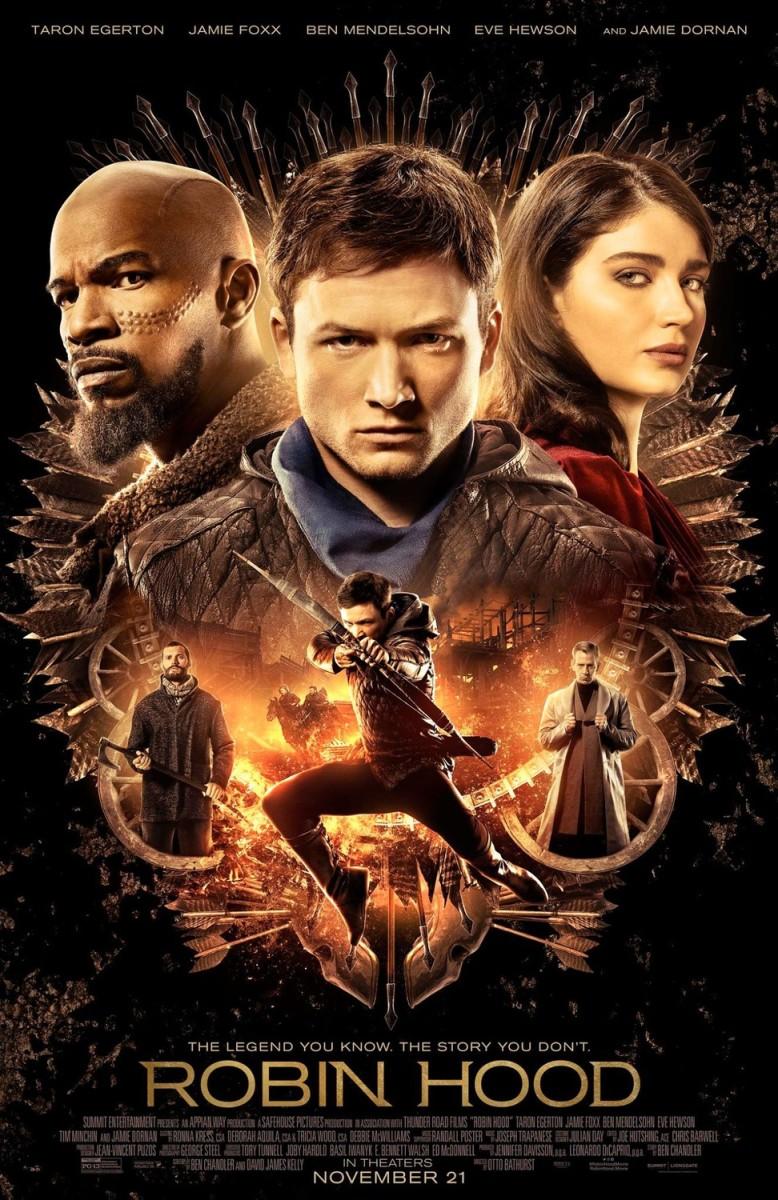 "Movie Review: ""Robin Hood"""