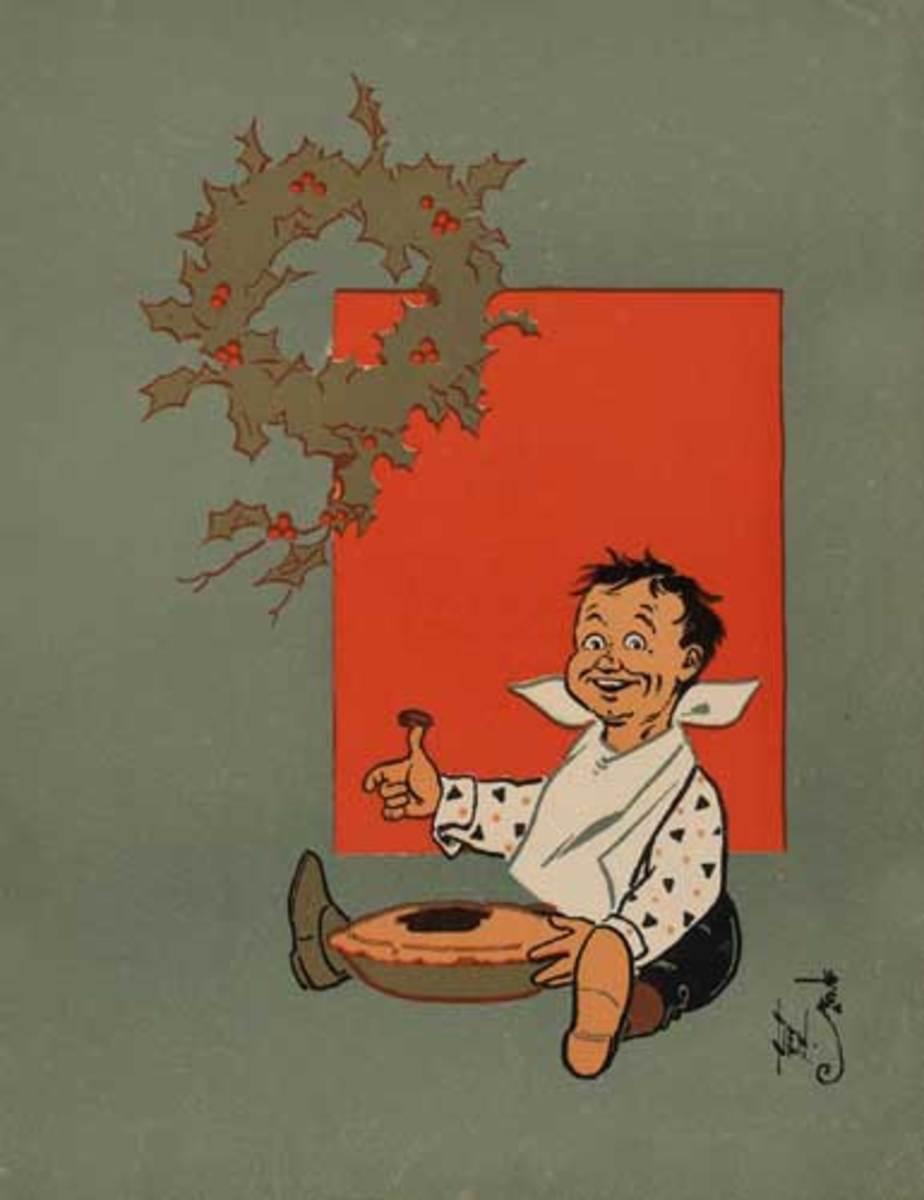 Little Jack Horner...Not So Little Anymore: Short Fiction