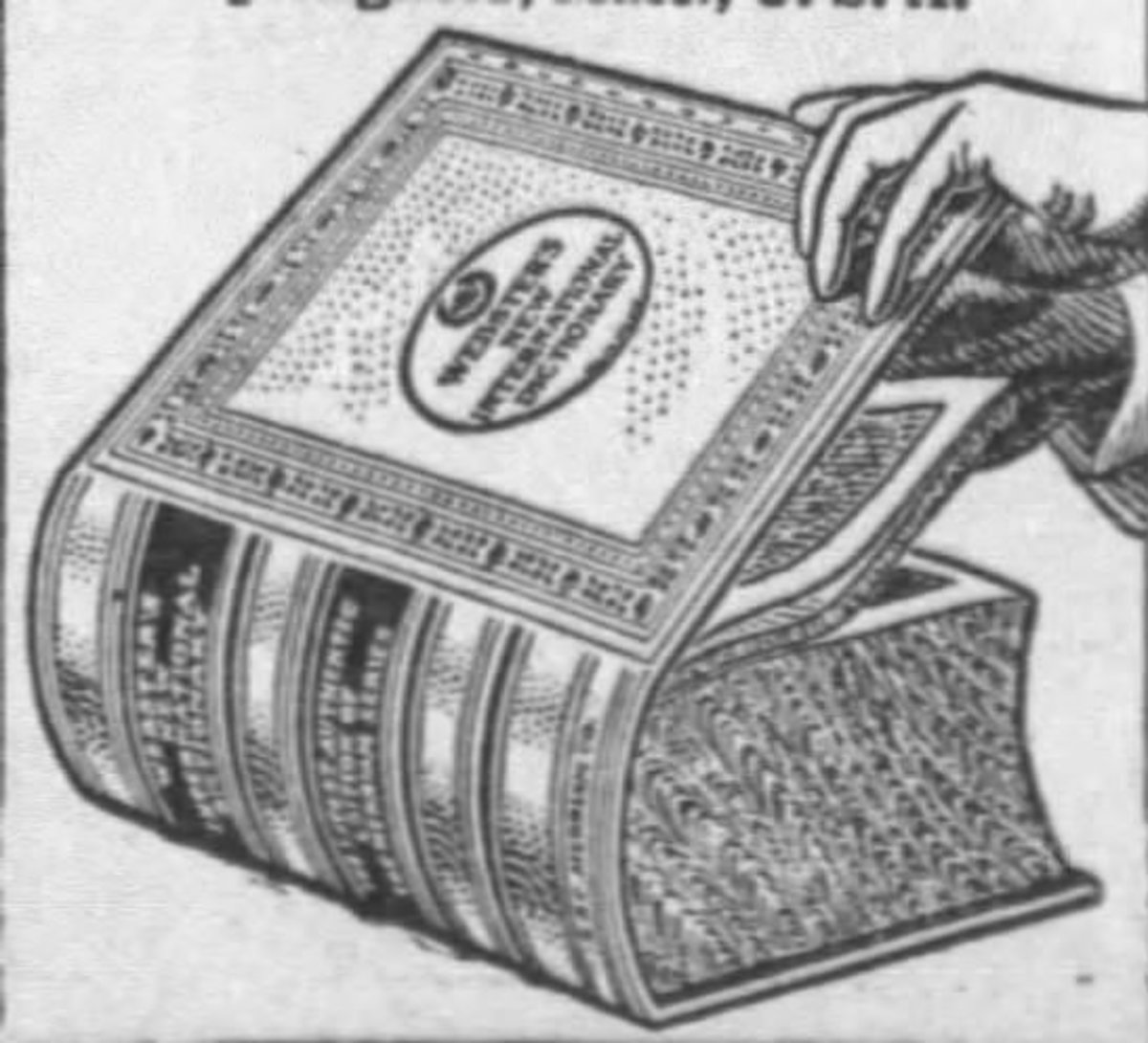 Graphic from The Neodesha Daily Sun  (Neodesha, Kansas) 27 Dec 1922, Wed  • Page 3
