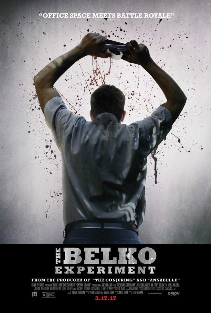 "Movie Review: ""The Belko Experiment"""
