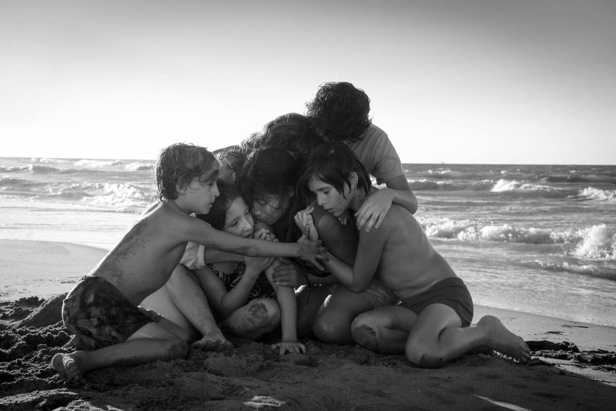 Roma: A Film Review