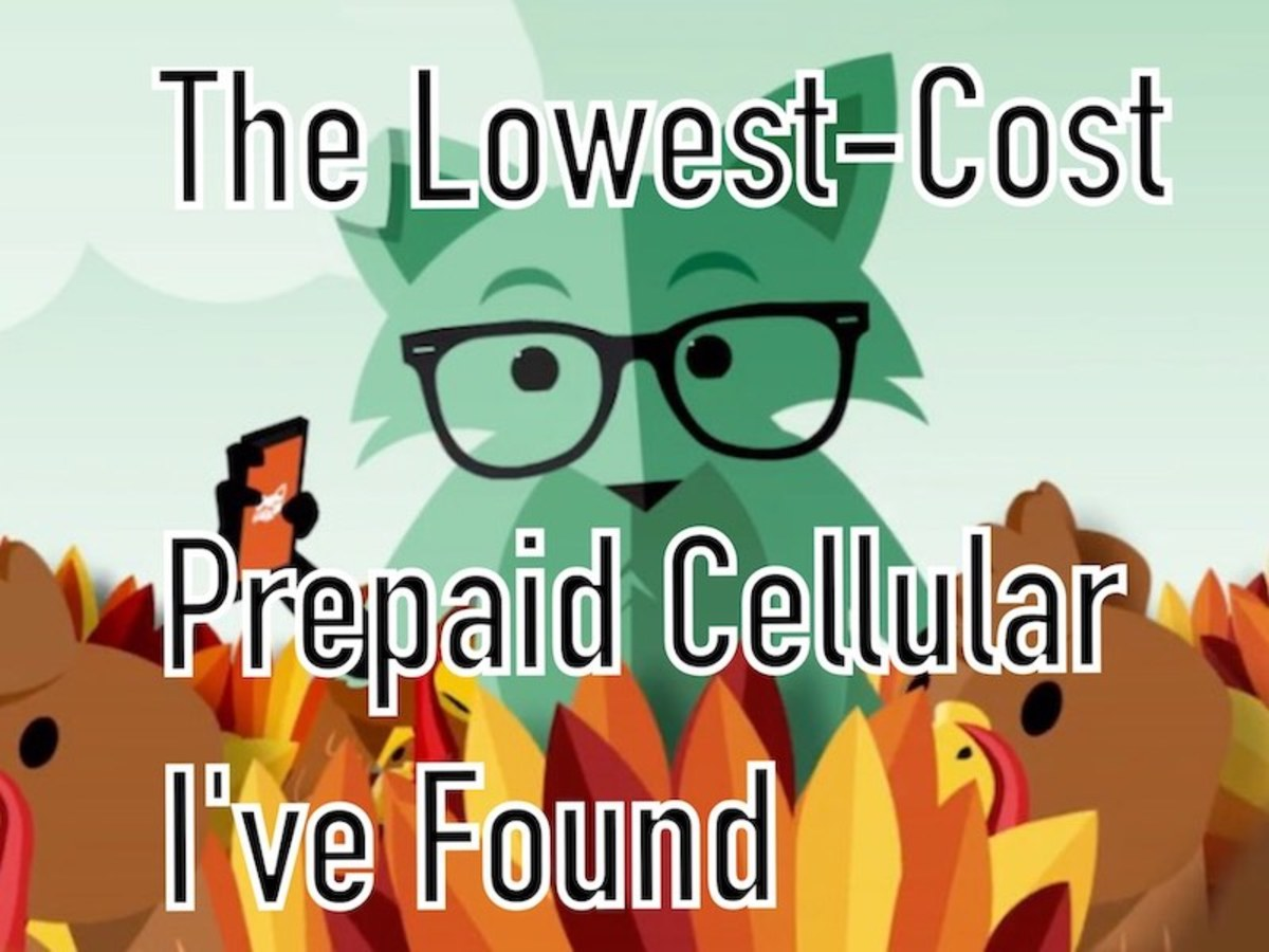 My Review of the Lowest-Cost Prepaid Cellular: Mint Mobile