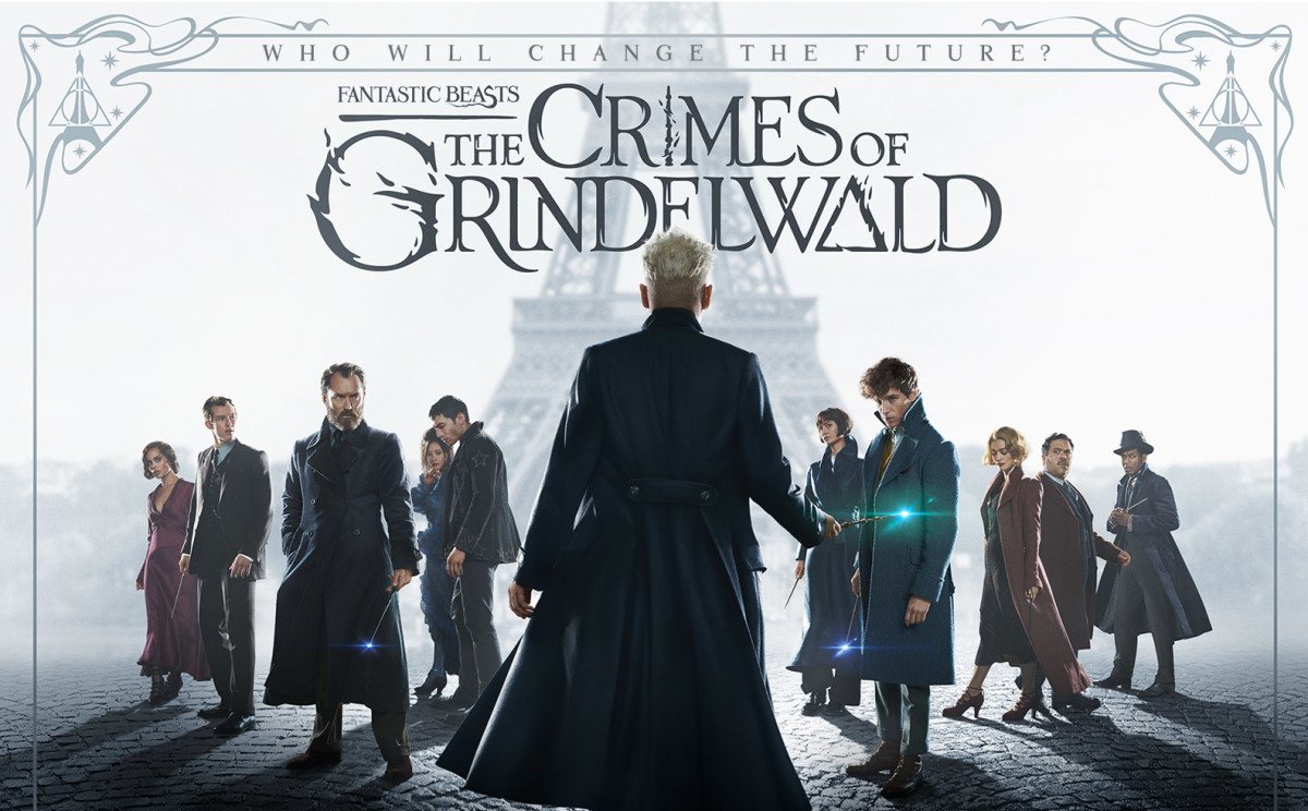'Fantastic Beasts: The Crimes of Grindlewald' (2018) Movie Review