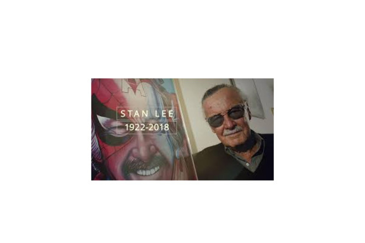 The Carriage Driver 4 – The Marvel Stan Lee
